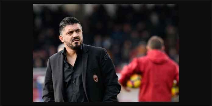 Gattuso Resmi Tinggalkan AC Milan, Ini Calon Kuat Penggantinya