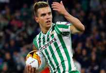 Manchester United ikut incar Giovani Lo Celso, Real Betis
