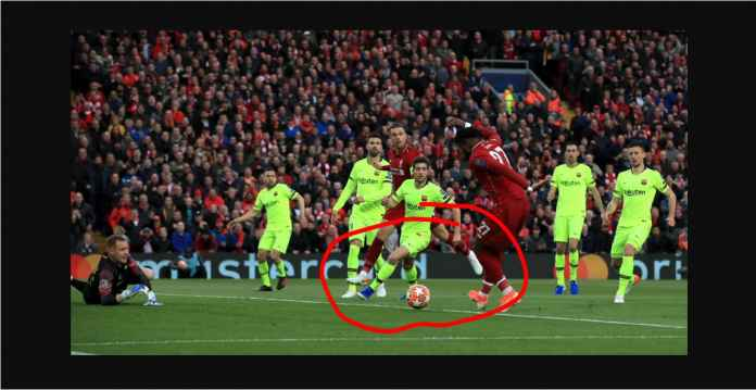Gawat! Baru Enam Menit Liverpool Unggul 1-0 Atas Barcelona