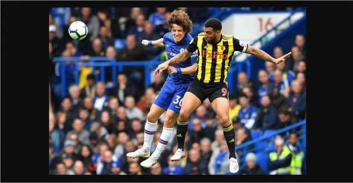 Chelsea Ujug-ujug Cetak Dua Gol Dalam Tiga Menit Lawan Watford