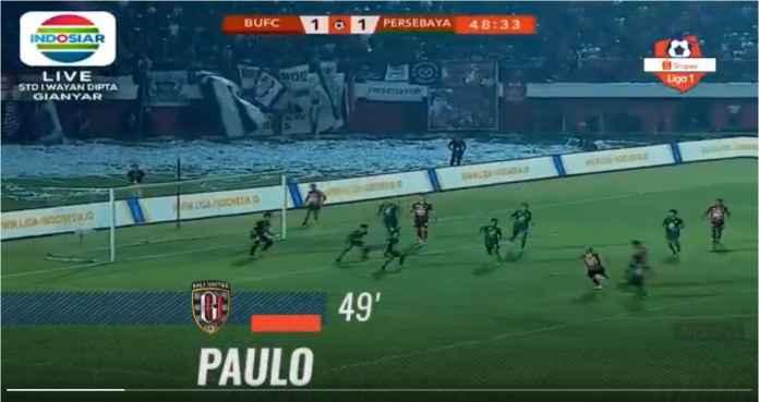 Hasil pertandingan Bali United vs Persebaya Surabaya 2-1, Bajul Ijo Keteteran