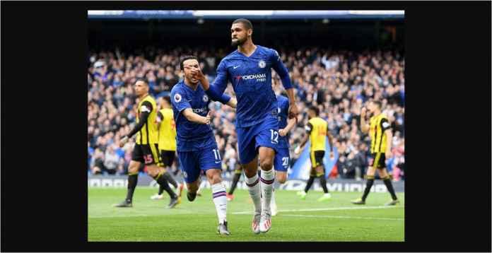 Hasil Chelsea vs Watford 3-0, The Blues Rebut Posisi Ketiga Klasemen!
