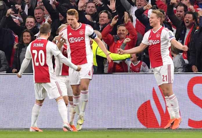 Hasil Ajax Amsterdam vs Tottenham Hotspur di Semi Final Liga Champions Leg Kedua