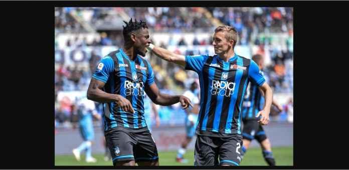 Hasil Atalanta vs Sassuolo 3-1, Bangkit Secara Dramatis