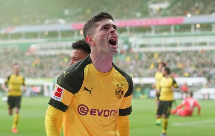 Hasil Borussia Dortmund vs Fortuna Dusseldorf di Liga Jerman Pekan ke-33