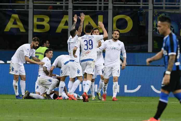 Hasil Inter Milan vs Empoli di Liga Italia