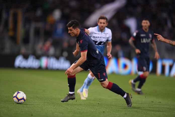 Hasil Lazio vs Bologna, Liga Italia pekan ke-37