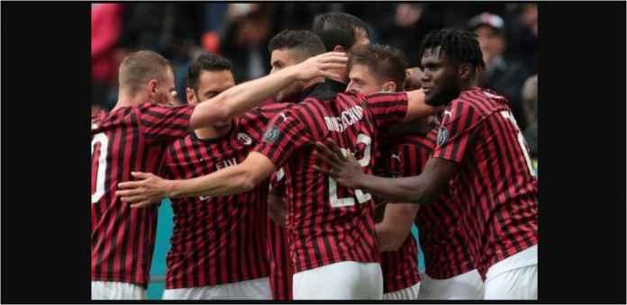 Hasil SPAL vs AC Milan 2-3, Gagal Lolos ke Liga Champions!