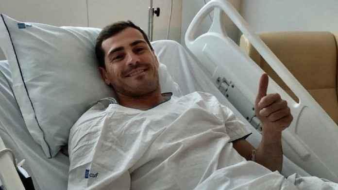 Iker Casillas Pensiun Usai Alami Serangan Jantung