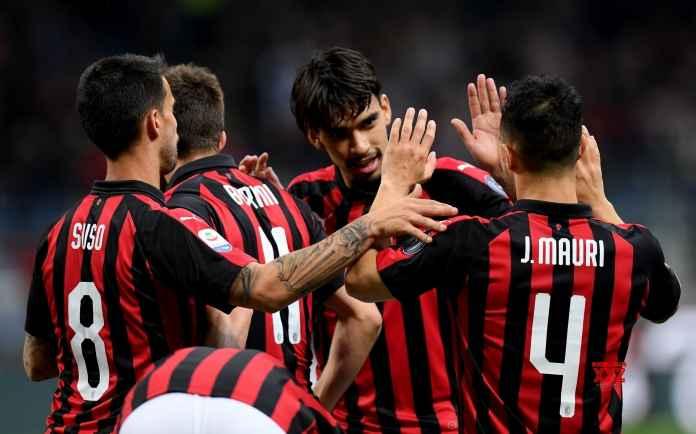 Impian AC Milan ke Liga Champions di Tangan Juventus