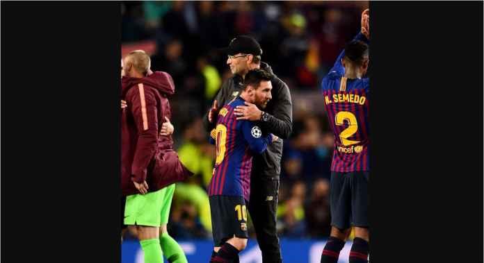 Jawaban Pasrah Jurgen Klopp Usai Dihabisi Barcelona 3-0