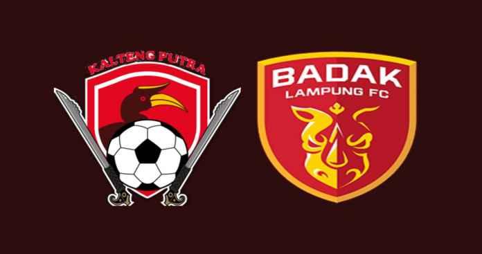 Hasil Kalteng Putra vs Badak Lampung FC 0-1, Kejutan Dari Tim Tamu