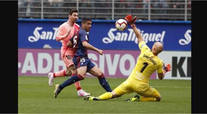 Hasil Eibar vs Barcelona 2-2, Blaugrana Kalah Berani, Kalah Cerdik