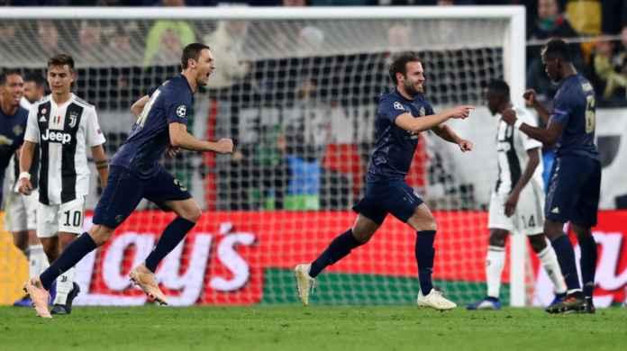Massimiliano Allegri: Laga Terbaik Juventus Saat Kalah Dari Manchester United