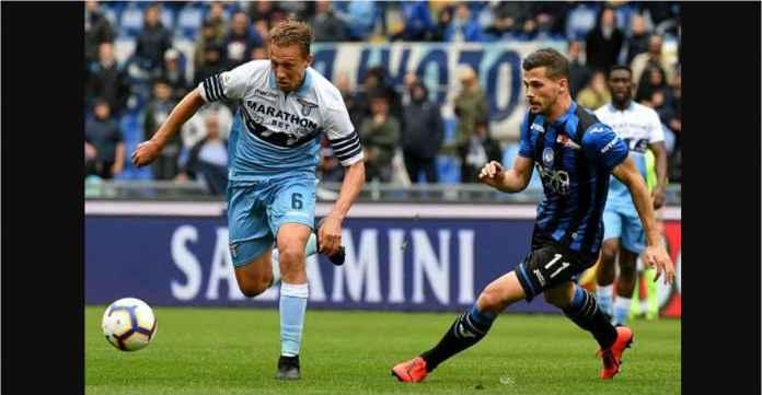 Hasil Lazio vs Atalanta 2-0, Sergej Sang Penyelamat Le Aquile