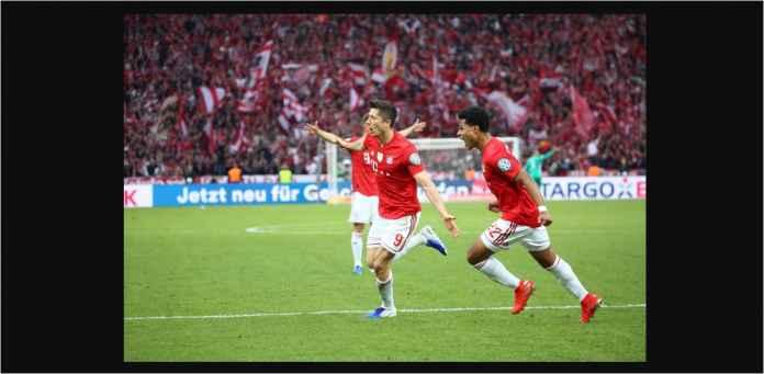 Hasil RB Leipzig vs Bayern Munchen 0-3, Lewandowski Top Skor!