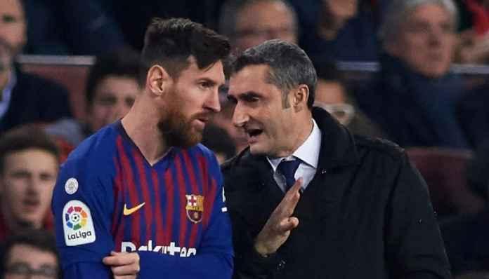 Barcelona Tersingkir di Liga Champions Fans Salahkan Ernesto Valverde