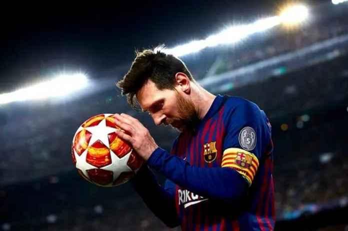 Lionel Messi Lakukan Persiapan Khusus Jelang Hadapi Liverpool
