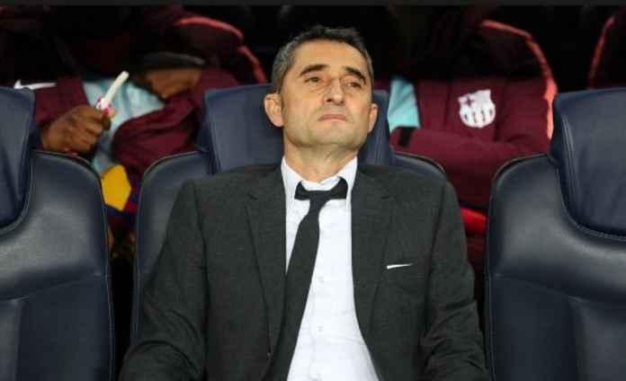 Ernesto Valverde Tegaskan Barcelona Belum ke Final