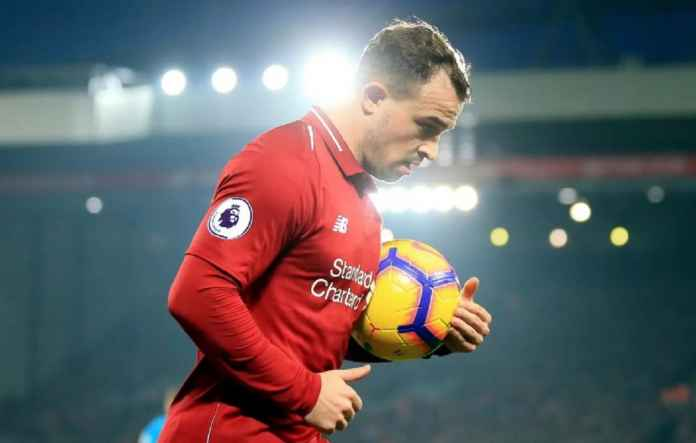 Xherdan Shaqiri Bakal Untungkan Liverpool, Ini Sebabnya