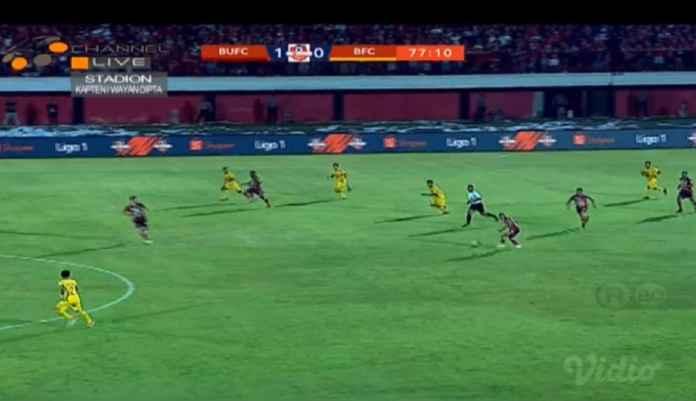 Hasil Bali United vs Bhayangkara FC Skor 1-0, Duel Panas Sejak Awal Laga