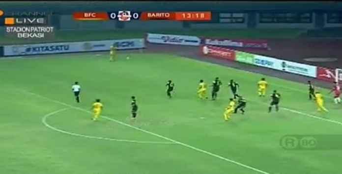 Hasil Bhayangkara FC vs Barito Putera Skor 4-2