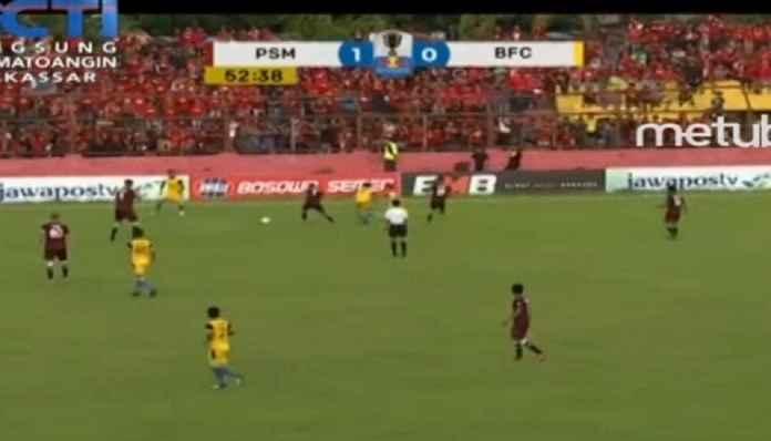 Hasil PSM Makassar vs Bhayangkara FC Skor 2-0, Juku Eja Melaju ke Semifinal