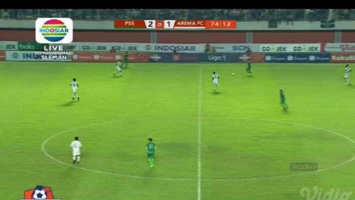 Hasil PSS Sleman vs Arema FC Skor 3-1, Kerusuhan Suporter Nodai Laga Pembuka