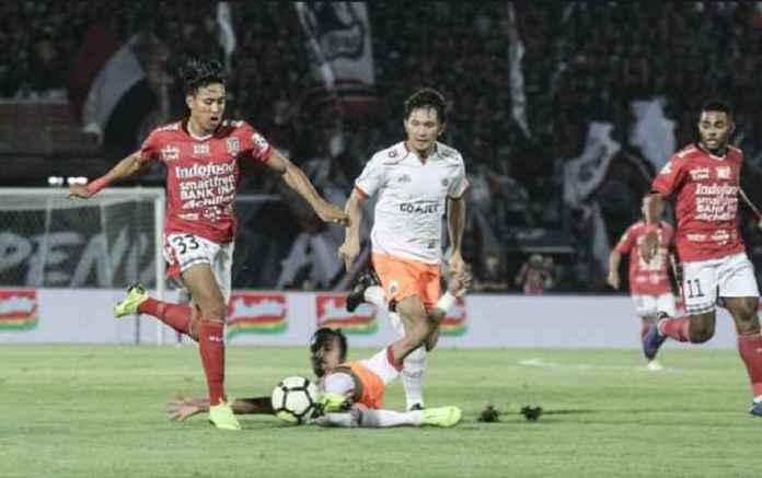 Persija Jakarta Tanpa Sejumlah Bintang Saat Menjamu Bali United