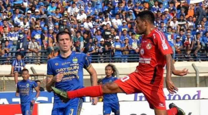 Hasil Semen Padang vs Persib Bandung Skor 0-0