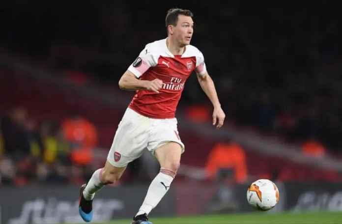 Arsenal Lepas Stephan Lichtsteiner Usai Final Liga Europa