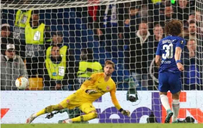 Chelsea Umumkan Nasib David Luiz Lima Hari Mendatang