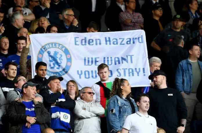 Eden Hazard Tak Tergantikan di Chelsea