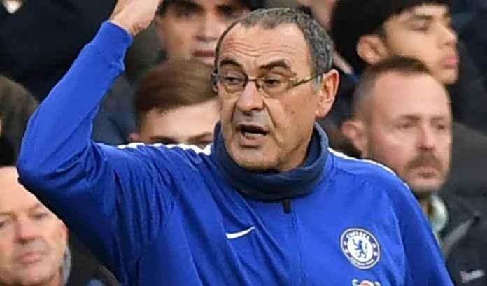 Ini adalah cara untuk menyelamatkan masa depan Maurizio Sarri di Chelsea