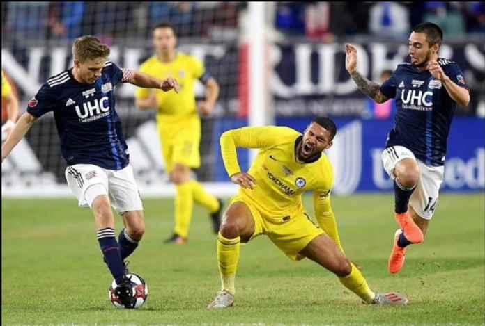 Jalani Operasi Achilles, Chelsea Tanpa Ruben Loftus-Cheek di Final Liga Europa