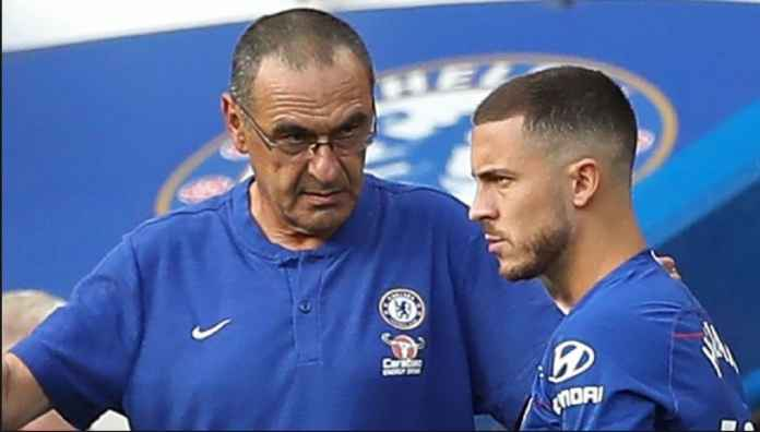 Chelsea Ingin Eden Hazard Gabung Real Madrid