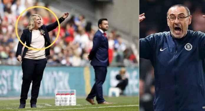 Chelsea Berpeluang Gantikan Maurizio Sarri dengan Pelatih Tim Putri