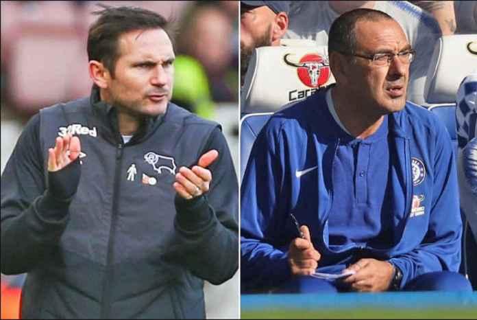 Chelsea Ingin Frank Lampard Gantikan Maurizio Sarri