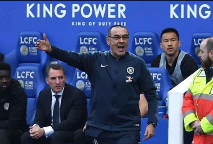 Maurizio Sarri Desak Chelsea Segera Putuskan Nasibnya