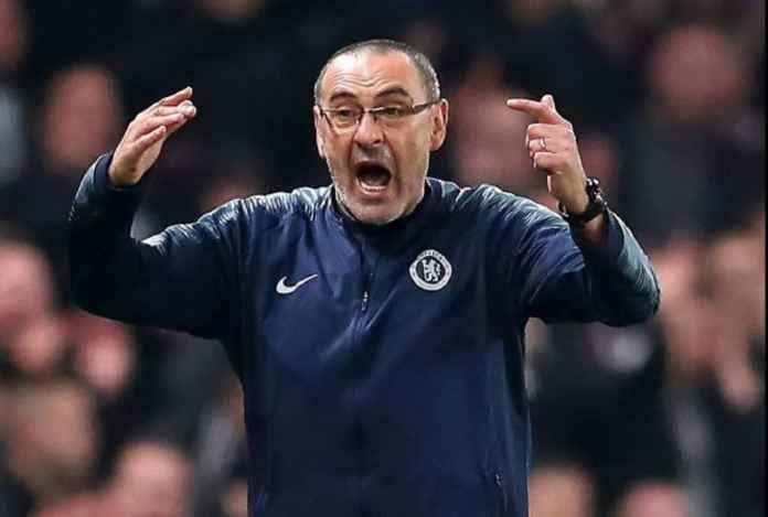 Deputi Chelsea Maurizio Sarri Meski Menang di Liga Eropa