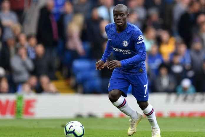 N'Golo Kante Tergoda Tinggalkan Chelsea dan Gabung PSG