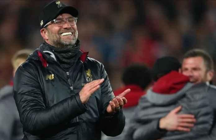 Liverpool Amankan Jurgen Klopp dengan Kontrak Baru