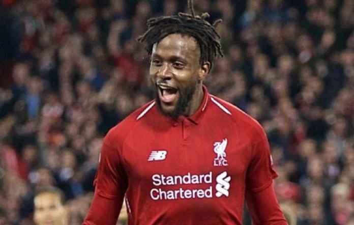 Liverpool Segerakan Kontrak Baru Divock Origi