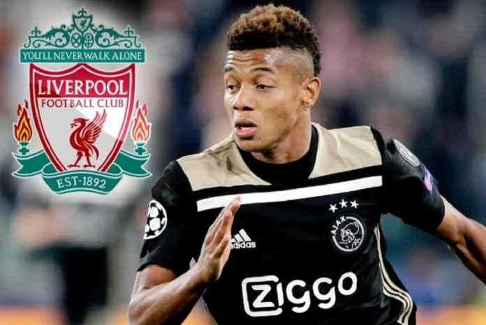 Liverpool Ramaikan Perburuan Incaran Real Madrid, David Neres