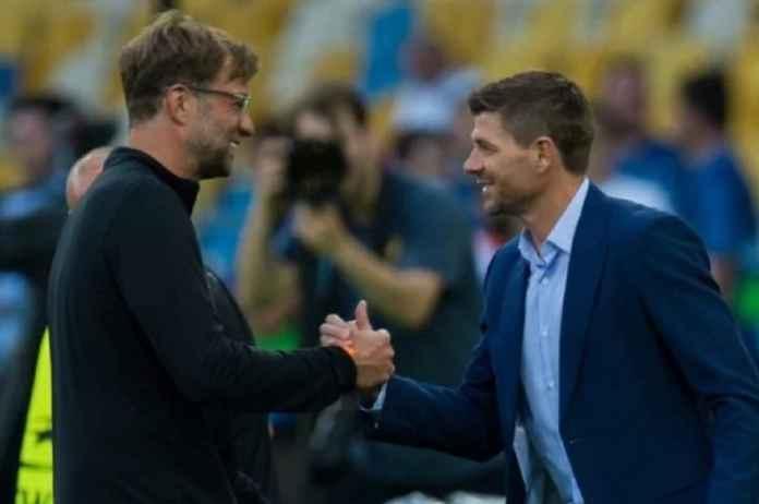 Steven Gerrard Iri pada Skuad Liverpool Sekarang