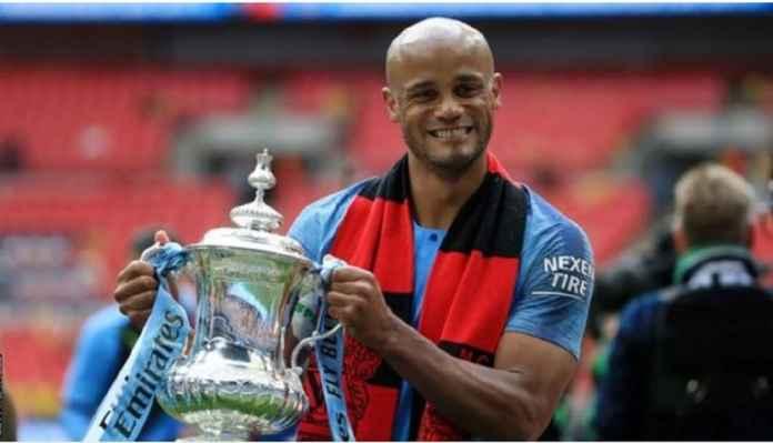 Manchester City Ditinggal Sang Kapten, Vincent Kompany