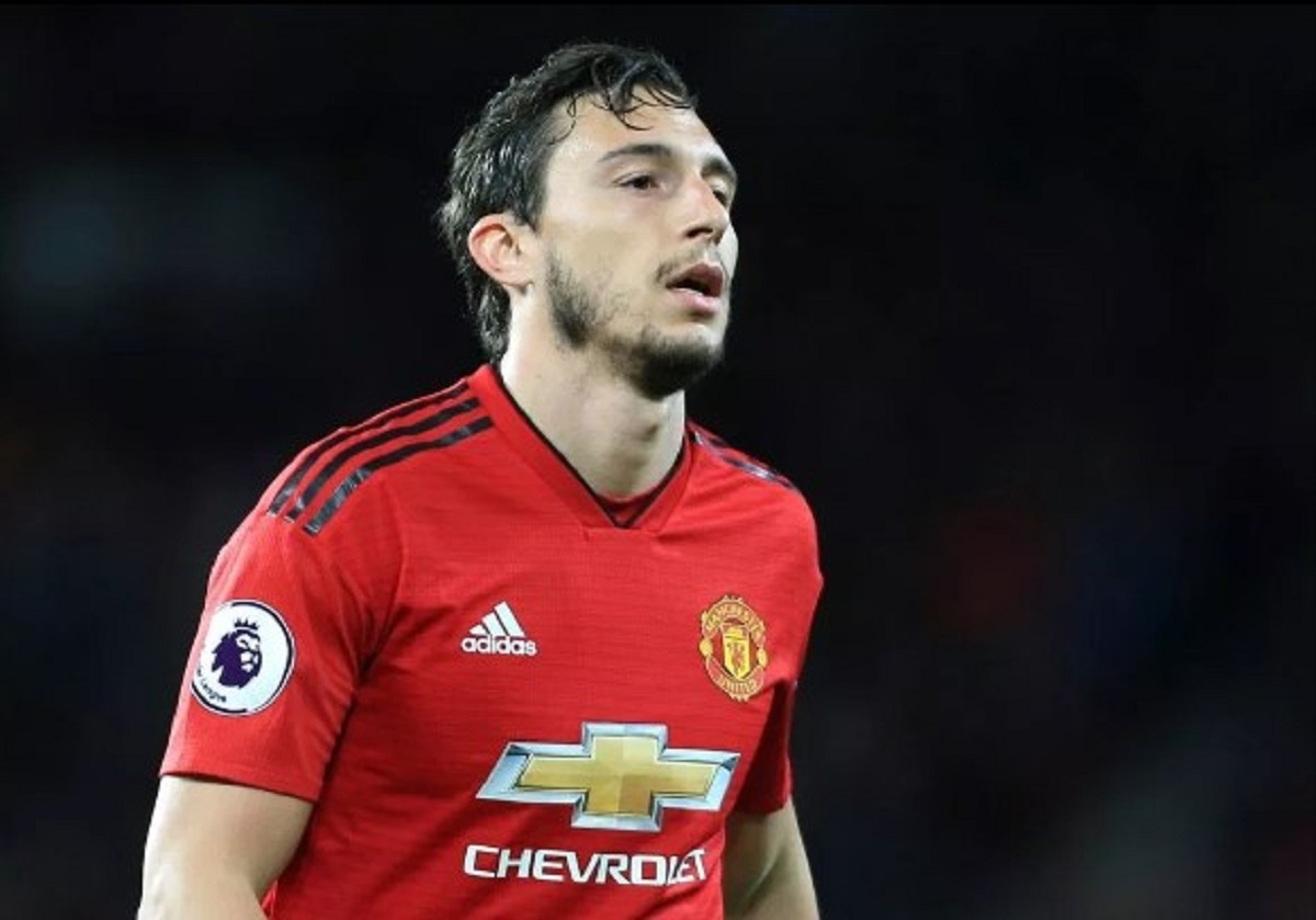 Manchester United Jual Murah Matteo Darmian Ke Inter Milan