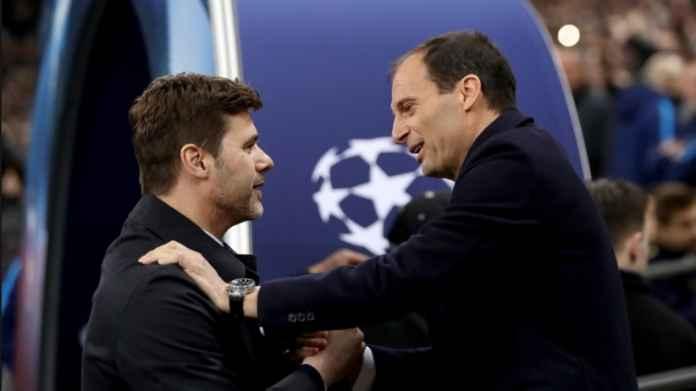Tottenham Hotspur Ingin Tukar Allegri dengan Pochettino
