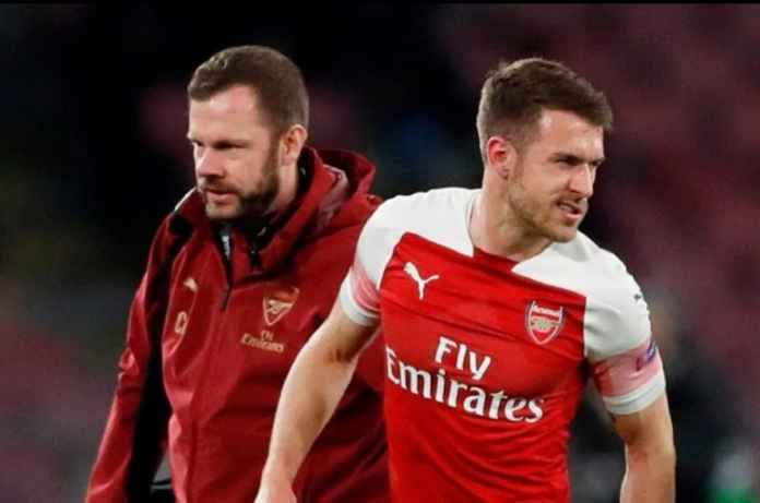 Aaron Ramsey Telah Mainkan Pertandingan Terakhirnya di Arsenal