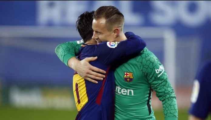 Barcelona Tanpa Marc-Andre ter Stegen di Final Copa del Rey